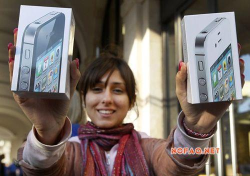 Как отличить подделку iphone 4s от китайской копии