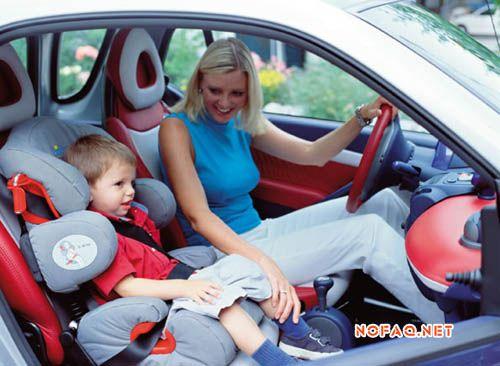 Как правильно выбрать автокресло для ребенка.