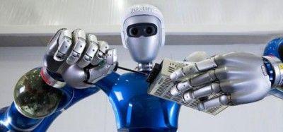 Разрабатываемый робот Justin будет способен осуществлять ремонтные работы спутников на орбите Земли